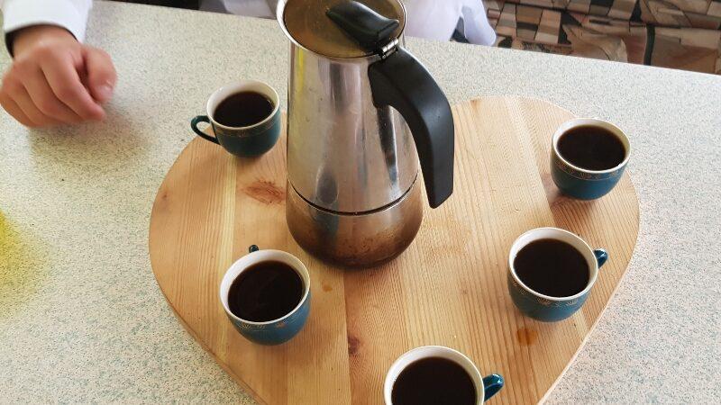 Kawa z Przyjacielem
